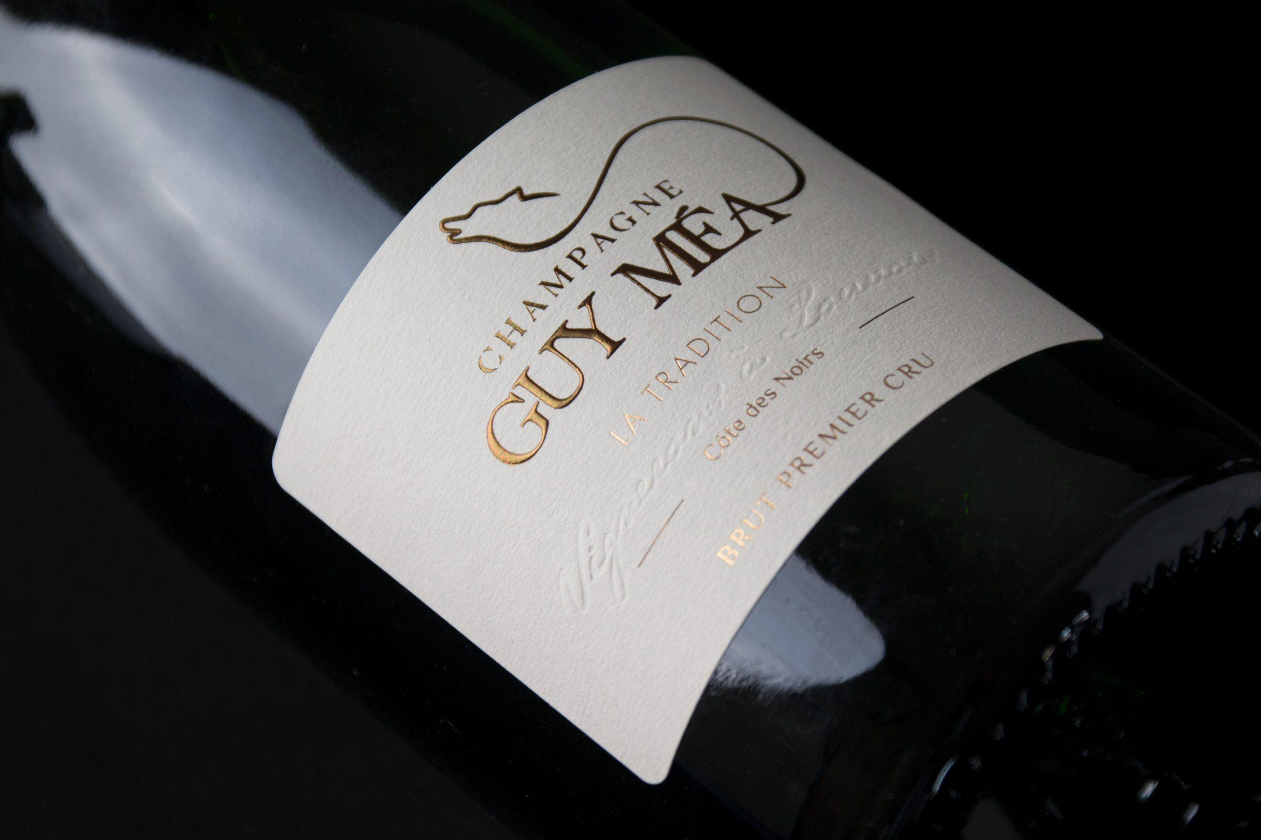 La Cuvée des Loups - Champagne Guy Mea