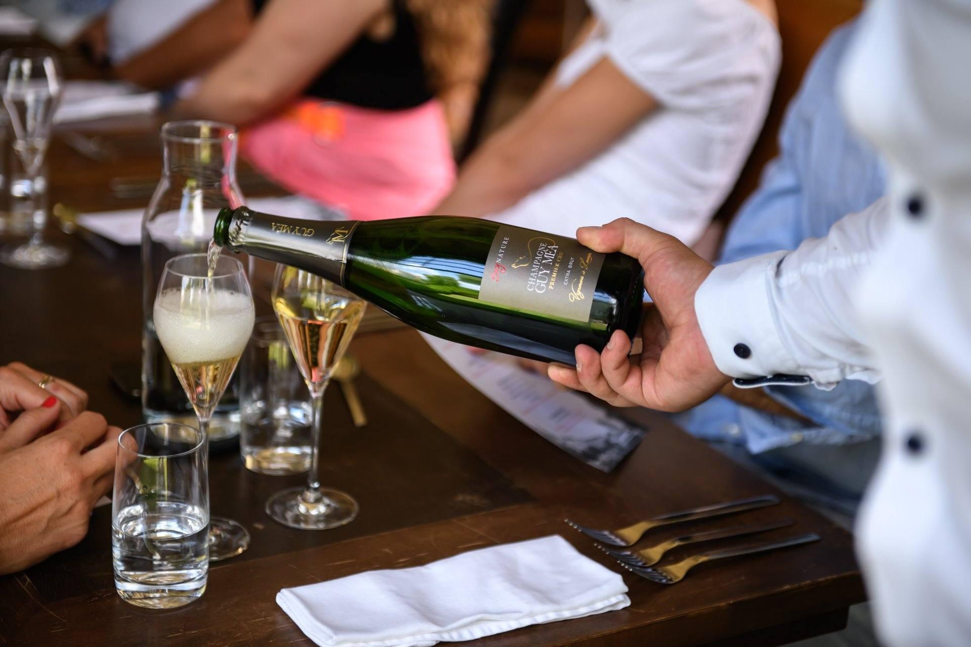 La Tradition - Champagne Guy Mea