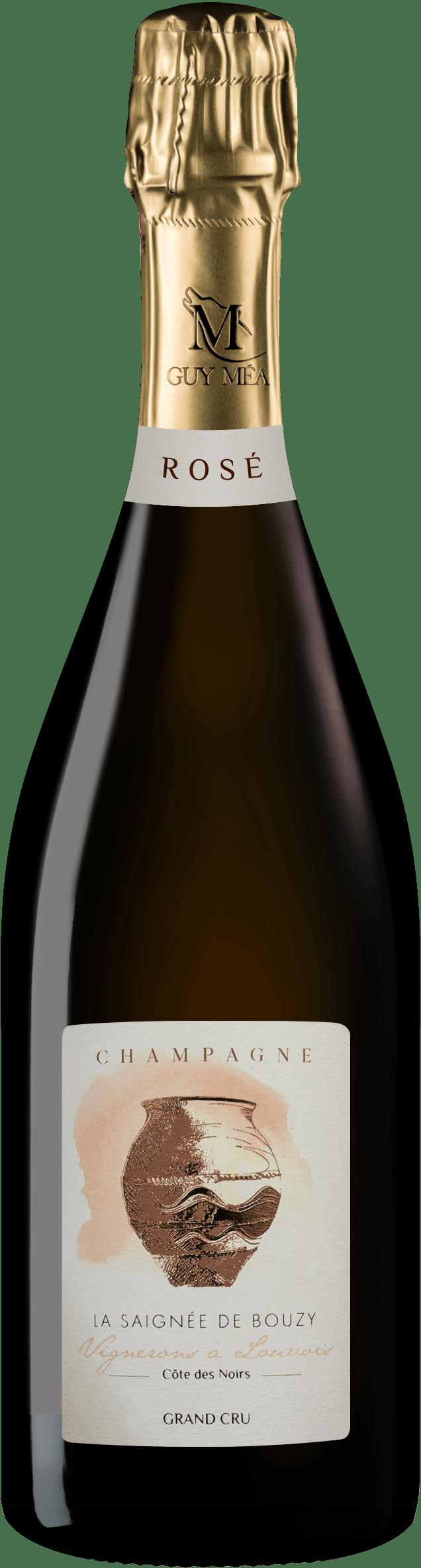 La Saignée de Bouzy - Champagne Guy Mea