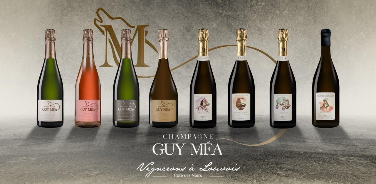 Un domaine familial - Champagne Guy Mea